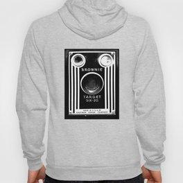 Ben-Day Kodak Brownie Camera  Hoody