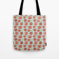Pattern Project #32 / WTF Cats Tote Bag