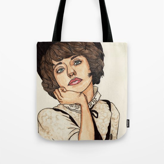 Kimbra Tote Bag