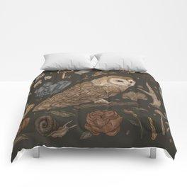 Harvest Owl Comforters