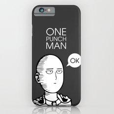 One Punch Man Saitama iPhone 6 Slim Case