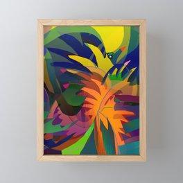 Tropical Sounds Framed Mini Art Print