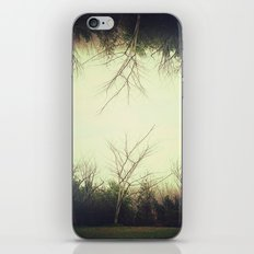 Green trees.  iPhone & iPod Skin