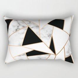 Marble III 003 Rectangular Pillow