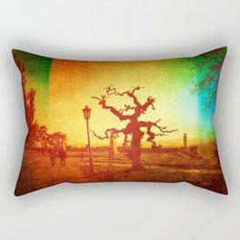 Forlorn Rectangular Pillow