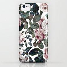Vintage garden iPhone 5c Slim Case