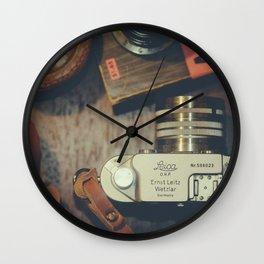 IIIf Wall Clock