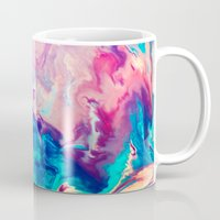 blush Mugs featuring Blush by Kimsey Price