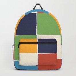 Talavera Artful Squares Backpack