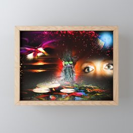 Our World Is A Magic - Moments! 2 Framed Mini Art Print