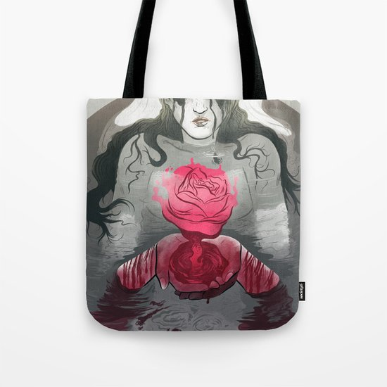 The End (Part 1) Tote Bag