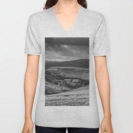 Elan Valley Unisex V-Neck