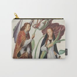 Beatific Botanical Carry-All Pouch