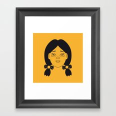 Anita Framed Art Print