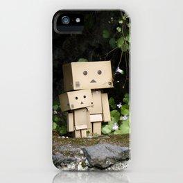 Danbo's Adventure iPhone Case