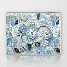 Boho Floral Madness Laptop & iPad Skin
