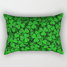 Shamrock Rectangular Pillow