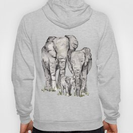 Elephant Family Hoody