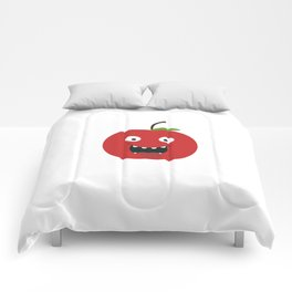 Hungry Apple Comforters