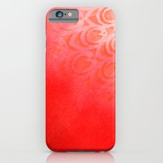 Feathering Red iPhone 6s Slim Case