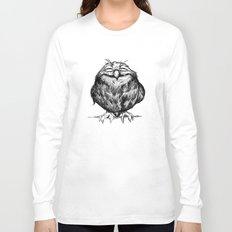 Owl Ball Long Sleeve T-shirt