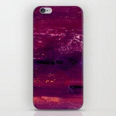 purple atmosphere iPhone & iPod Skin