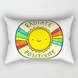 positivity Rectangular Pillow