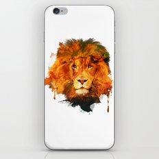 Strength iPhone & iPod Skin