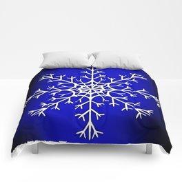Snow flake Comforters