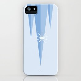 #61 Icicle iPhone Case