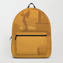I Love Wichita Backpack