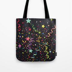 Wishes as Confetti / New Years Confetti. Tote Bag