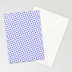 PINK & BLUE DOT Stationery Cards