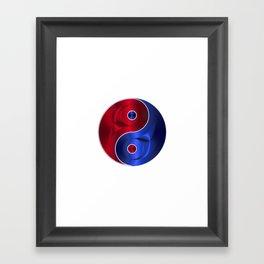 Super Harmony Framed Art Print