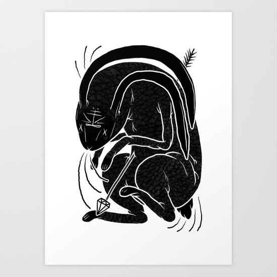 Untitled #6 Art Print