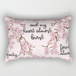 A Thousand Boy Kisses by Tillie Cole Mug Rectangular Pillow