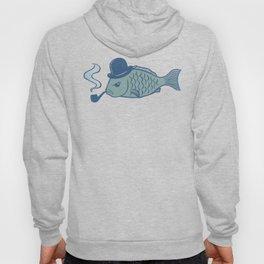 Smoking Fish Hoody