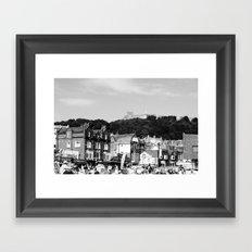 Scarborough 2016 (9) Framed Art Print