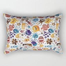 Critter Pattern 3 Rectangular Pillow
