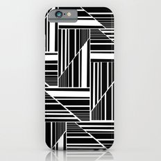 STRIPED PATCHWORK iPhone 6s Slim Case