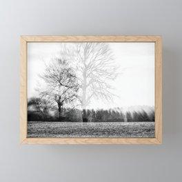 In A Dream Framed Mini Art Print