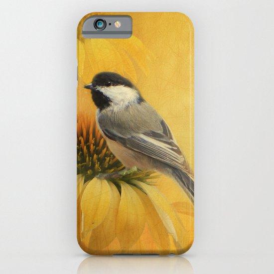 Little Chickadee iPhone & iPod Case