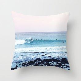 Sea 10 Throw Pillow