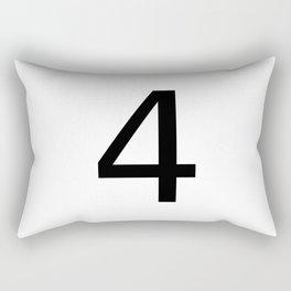 4 - Four Rectangular Pillow