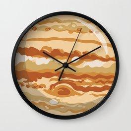 Jupiter Icon Wall Clock