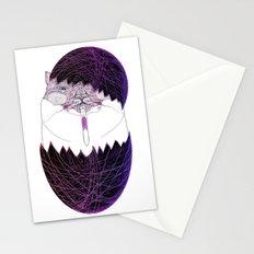 UZUMAKI KAT  HAPPY EASTER Stationery Cards