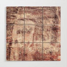 Shipboard texture Wood Wall Art