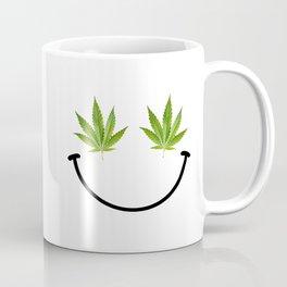 Weed Smile Coffee Mug