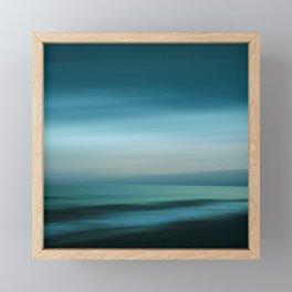 Dreamscape #1 - Seascape Dream Framed Mini Art Print