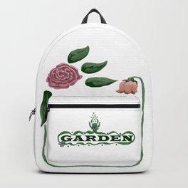 Garden lovers backpack Backpack